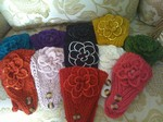 C.C Exclusives Knitted Headband and Neck Warmer